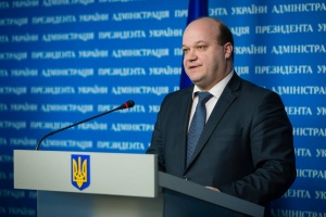 Valeriy Chaly is newly appointed Ukrainian Ambassador to the United States (UNIAN Photo)