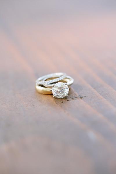 """Những chiếc nhẫn cưới đầy """"ma lực"""""""