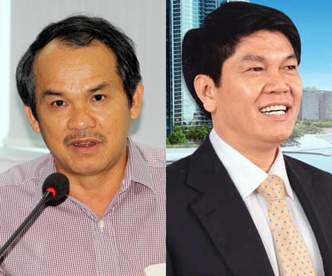 Bầu Đức và bầu Long, hai đại gia nỗi tiếng của Việt Nam