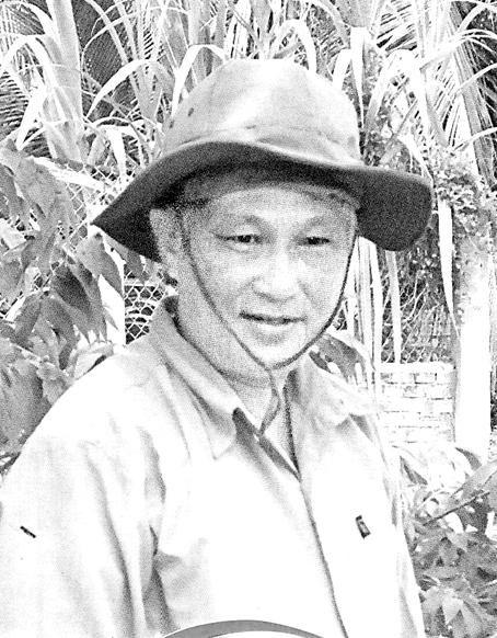 Đồng chí Trương Minh Ngọc, Đội trưởng An ninh vũ trang Định Quán, người được giao nhiệm vụ bắt giữ Nguyễn Thị Dê.