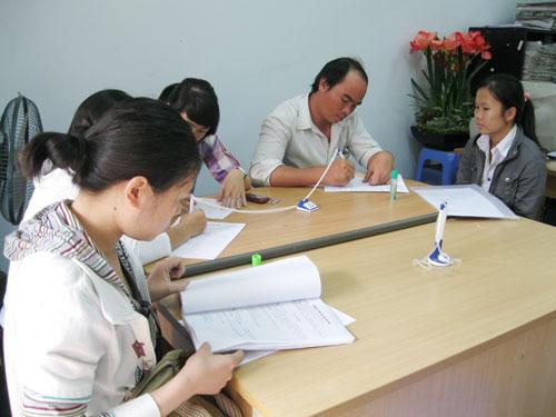 Từ nay đến cuối năm 2015 dự kiến trên địa bàn tỉnh Đồng Nai cần 60.000 lao động - Ảnh minh họa