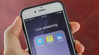 Live streaming đang là xu hướng từ đầu năm nay.