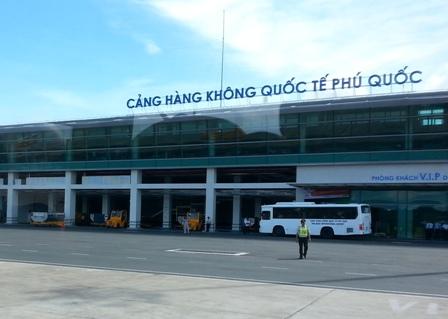Cảng Hàng không Quốc tế Phú Quốc đang có sức hút không nhỏ đối với các đại gia Việt
