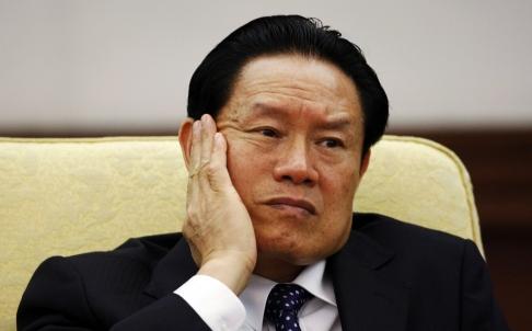 Former Politburo Standing Committee member Zhou Yongkang. Photo: Reuters