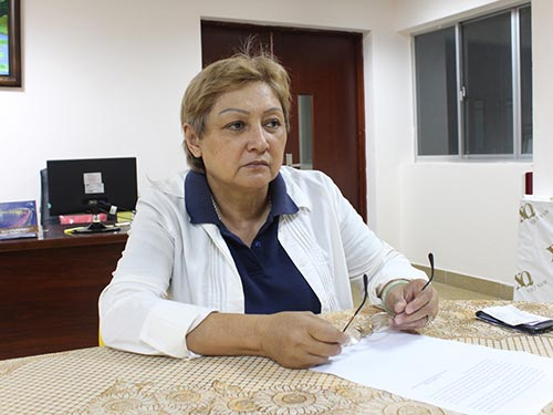 Bà Thơ bức xúc về việc không được nhận lại tiền thi hành án đã nộp