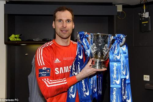 11 năm vinh quang của Cech tại Chelsea đã đến hồi kết thúc