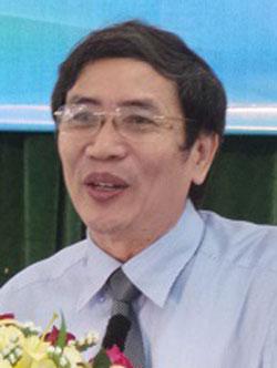 ông Vũ Đình Chuẩn, Vụ trưởng Vụ Giáo dục trung học, Bộ Giáo dục và Đào tạo