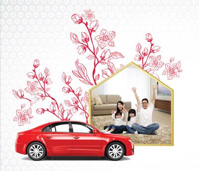 Từ nay đến hết tháng 3-2015, VietinBank cho khách hàng vay tiền mua ô tô lãi suất chỉ từ 7,3%/năm