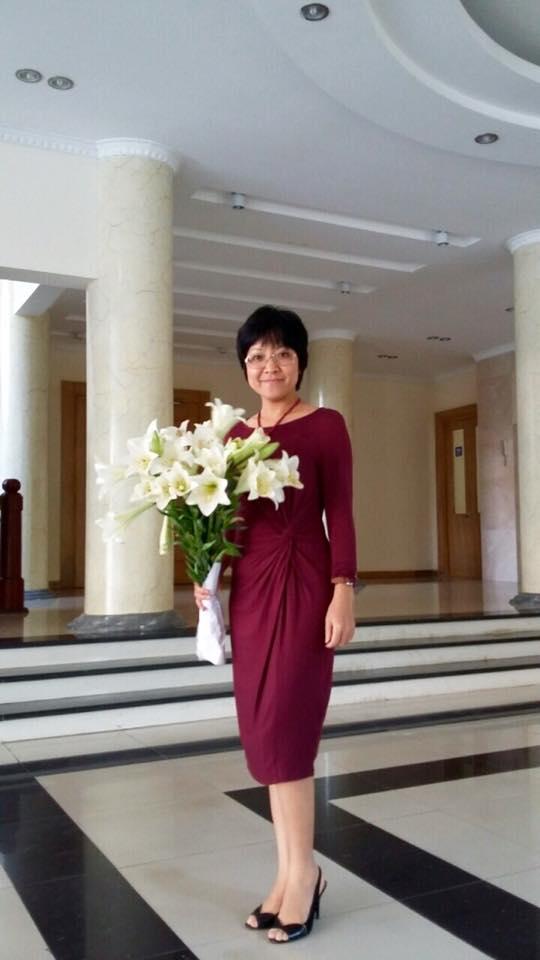 Xúc động tâm thư gửi mẹ của MC Thảo Vân!