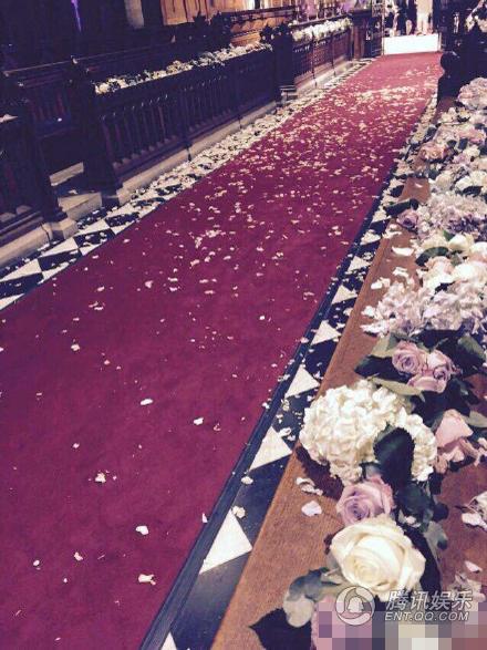 Ngắm lễ cưới trang trọng của Châu Kiệt Luân và tình trẻ