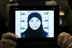 Cô Wanna Suansan cảm thấy bị sốc khi biết mình bị truy nã. Ảnh: Bangkok Post