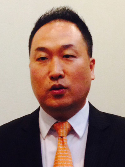 Ông Hongsun, Tổng Thư ký Phòng Thương mại Hàn Quốc tại Việt Nam