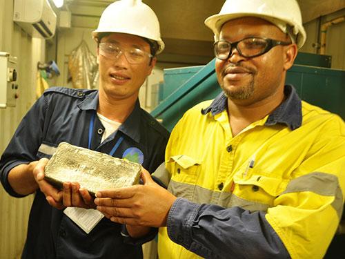 Đã khai thác được hàng ngàn tấn vàng nhưng 2 công ty vàng của Tập đoàn Besra vẫn chây ì việc đóng thuế