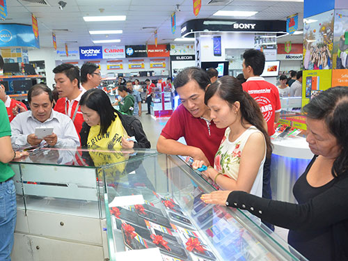49% cổ phần của Nguyễn Kim đã thuộc về doanh nghiệp Thái LanẢnh: Tấn Thạnh