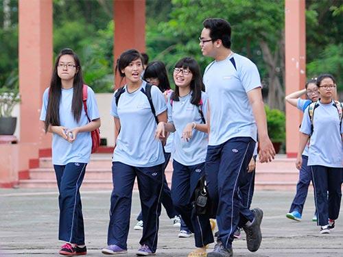 Hoạt động trí nhớ không chịu được sự thúc ép hay bị áp lực từ ngoại cảnh. Trong ảnh: Học sinh Trường THPT Nguyễn Hữu Huân (quận Thủ Đức, TP HCM)Ảnh: HOÀNG TRIỀU