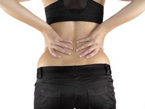 Paracetamol không làm giảm đau lưng Ảnh: BBC