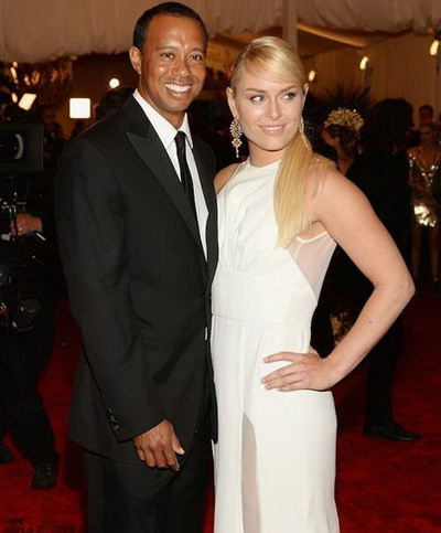 Chuyện tình Tiger Woods - Lindsey Vonn không thơ mộng như người ta mong đợi