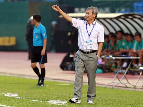 Bóng đá Việt Nam sẽ ít tranh cãi khi HLV Lê Thụy Hải không còn đưa ra những phát biểu khác người  Ảnh: QUANG LIÊM