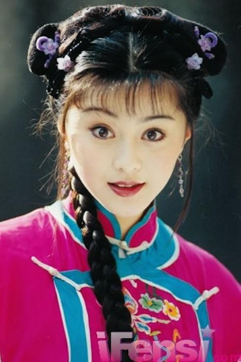 Băng Băng vai Kim Toả phim Hoàn Châu cách cách