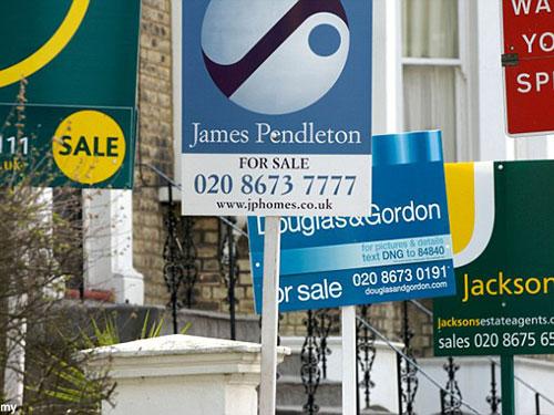 Các công ty nước ngoài đổ xô mua nhà ở London để che giấu tiền tham nhũng Ảnh: DAILY MAIL