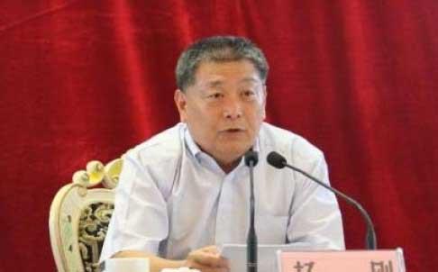 Ông Dương Cương, cựu Bí thư Thành ủy UrumqiẢnh: Weibo