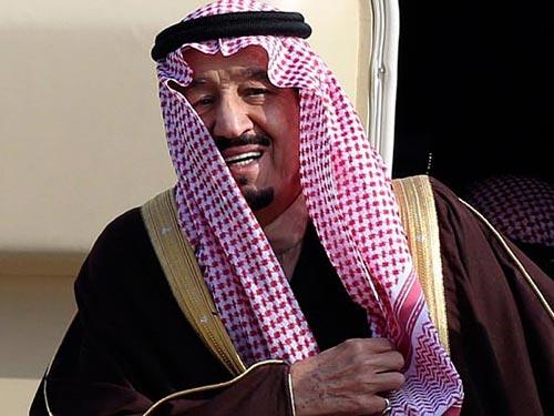 Tân vương Salman bin Abdul aziz al-Saud Ảnh: REUTERS