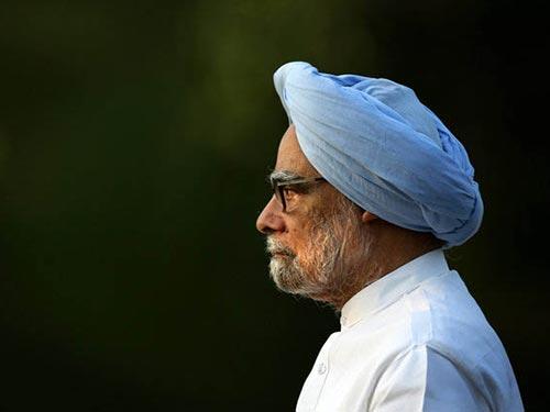 Cựu thủ tướng Ấn Độ Manmohan Singh Ảnh: AP