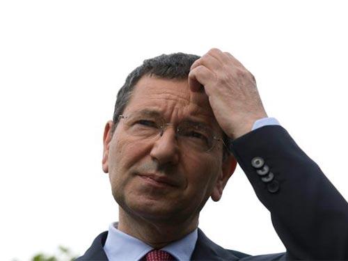 Thị trưởng TP Rome Ignazio Marino Ảnh: AP