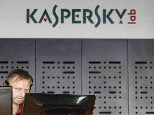 Công ty Kaspersky Lab đang thu thập thêm thông tin về hoạt động của băng tội phạm mạng Carbanak Ảnh: REUTERS