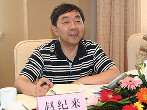 Triệu Kỷ Lai, quan chức thuộc Ủy ban Kinh tế và Công nghệ thông tin Hàng Châu, nhảy lầu tự tử hồi tháng 7-2014 Ảnh: HANGZHOU WEEKLY