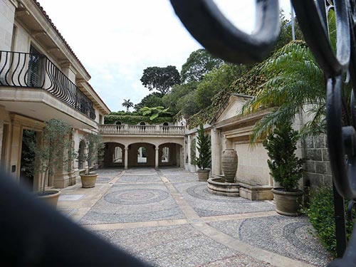 Biệt thự mà nhà chức trách Úc buộc tập đoàn bất động sản Evergrande (Trung Quốc) bán lại Ảnh: THE AUSTRALIAN