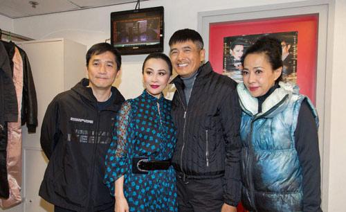 Vợ chồng Triều Vỹ với vợ chồng Nhuận Phát