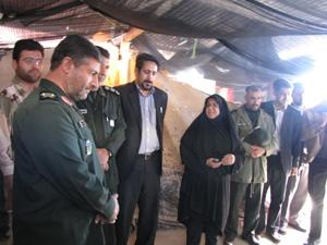 Tướng Mohammad Ali Allahdadi. Ảnh: Twitter