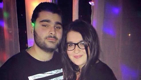 Yohan Cohen và bạn gái Sharon Seb. Ảnh: Ynet News