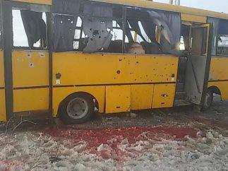 Ít nhất 11 người chết và 13 người bị thương. Ảnh: Twitter