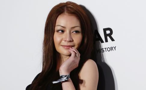 Con gái đặc khu trưởng Hồng Kông Lương Tề Ân. Ảnh: SCMP