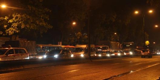 Vụ tai nạn khiến tuyến đường Phạm Văn Đồng ùn tắc cục bộ