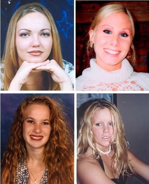 4 gái mại dâm chết và mất tích ở bang Nevada. Ảnh: NBC News