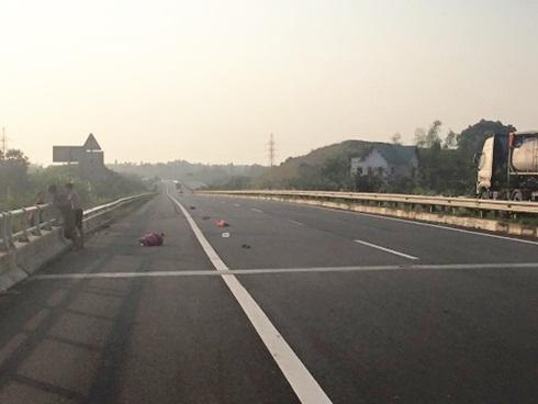 Đoạn đường xảy ra vụ tai nạn