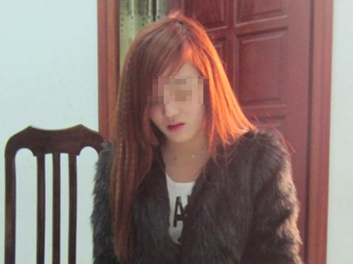 Nguyễn Thị Mai Thi đã bị tạm giữ để điều tra về hành vi môi giới mại dâm