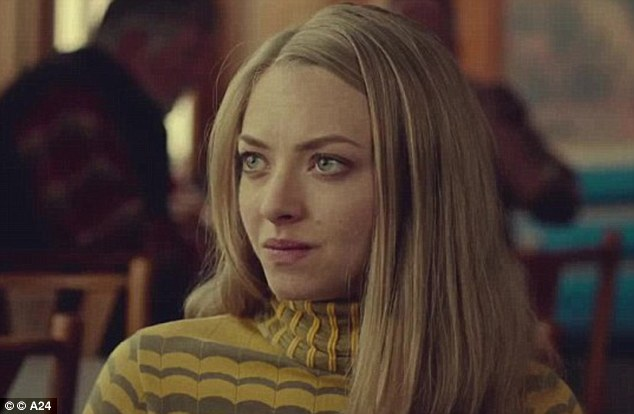 Amanda trong phim mới