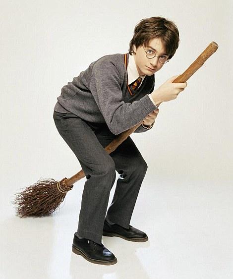 Nhờ truyện và phim về Harry Potter