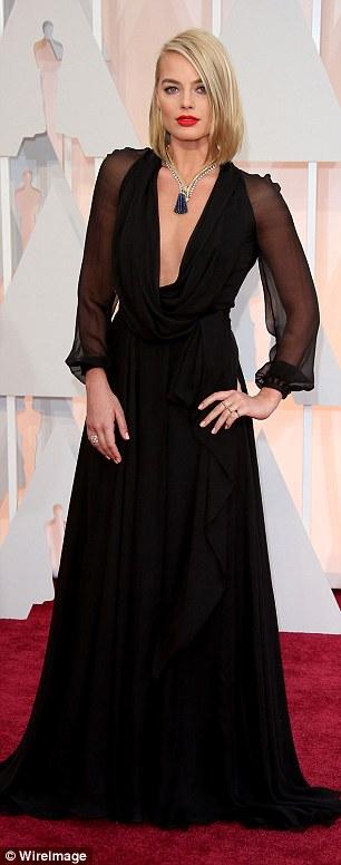 Người đẹp Margot Robbie