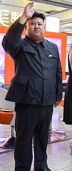 Anh Wang Lei trải qua các ca phẫu thuật thẩm mỹ chỉ để trông giống lãnh đạo Triều Tiên Kim Jong-un