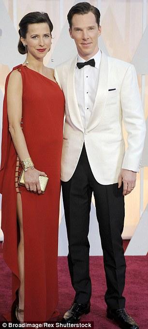 Vợ chồng Benedict Cumberbatch