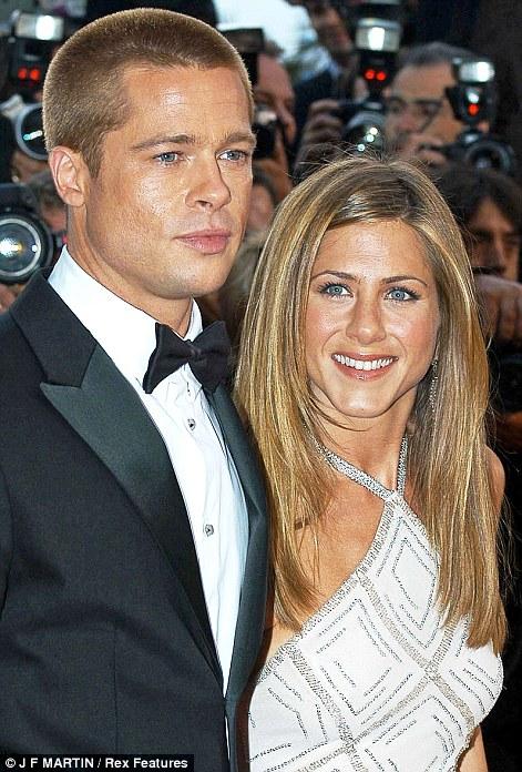 Jennifer và Brad Pitt