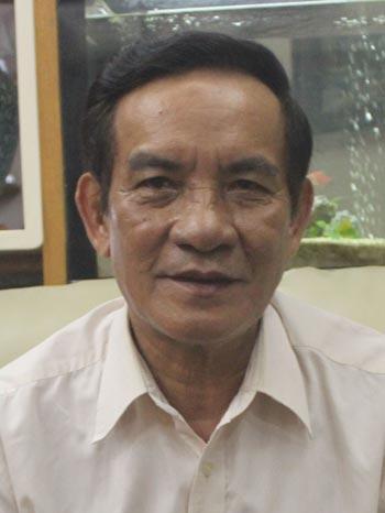 Ông Lê Công Phụng - nguyên Thứ trưởng Thường trực Bộ Ngoại giao, nguyên Đại sứ Việt Nam tại Mỹ