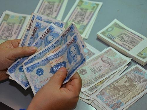 Ngân hàng Nhà nước không in tiền mới mệnh giá từ 5.000 đồng trở xuống Ảnh: TẤN THẠNH