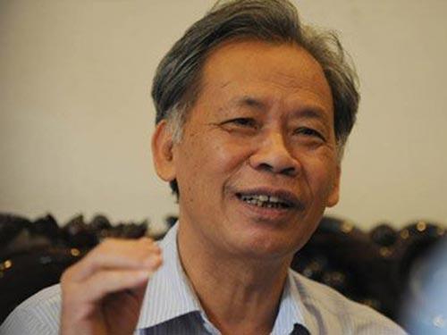 Ông Thang Văn Phúc, nguyên Thứ trưởng Bộ Nội vụ