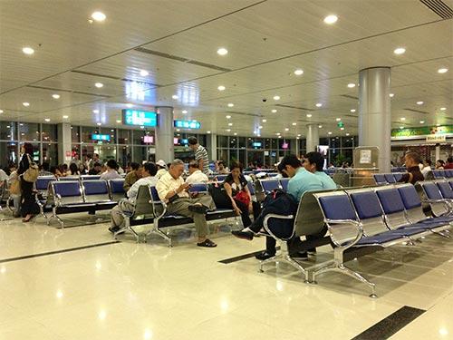 Sân bay Tân Sơn Nhất đã được đầu tư nhiều để nâng cấp, mở rộng trong thời gian qua